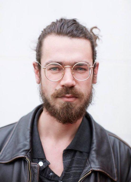 Portret Jasper Stadhouders Gaudeamus