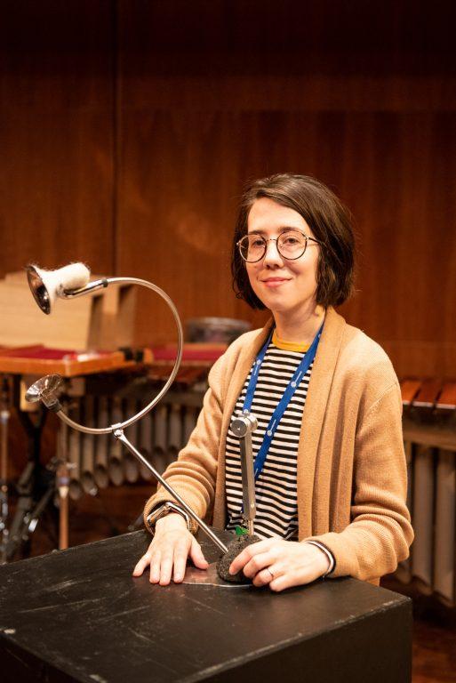 Kelley Sheehan Gaudeamus Award - Photo Anna van Kooij