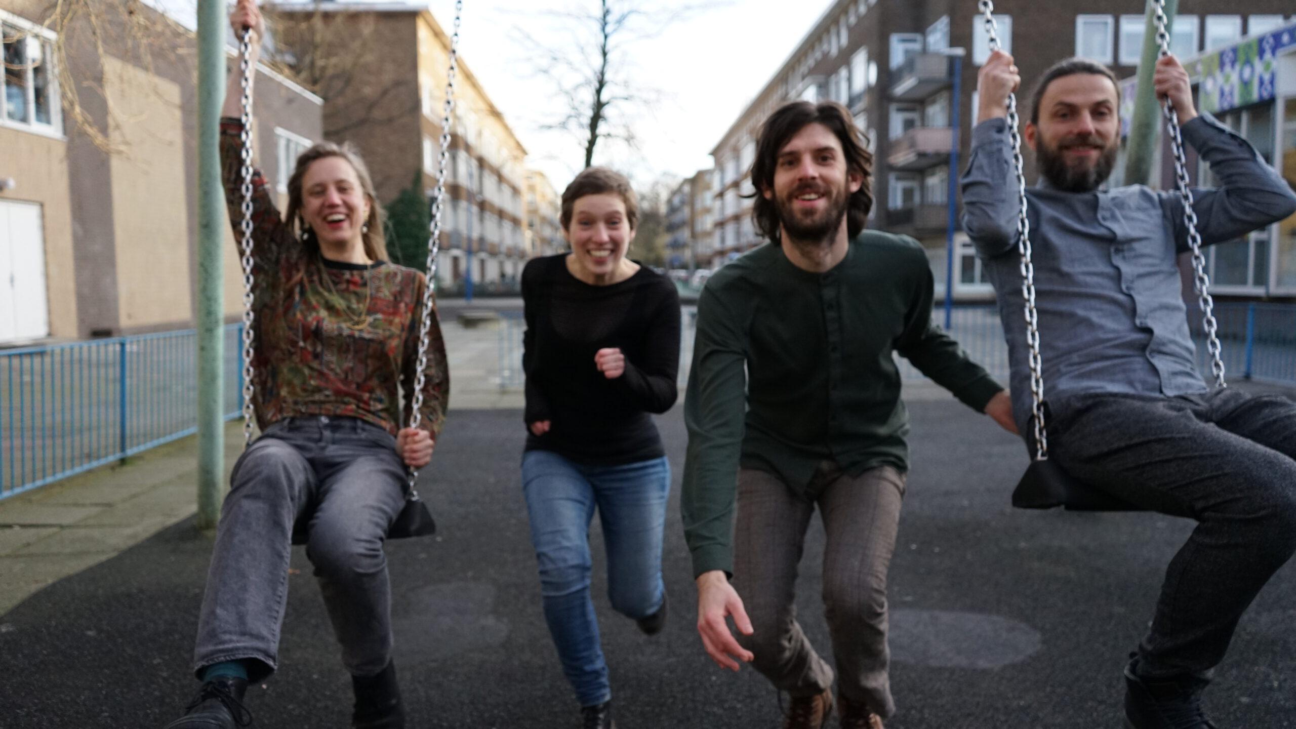 Club Fluxus Blink Quartet